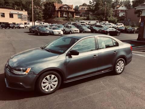 2014 Volkswagen Jetta for sale at Fellini Auto Sales & Service LLC in Pittsburgh PA