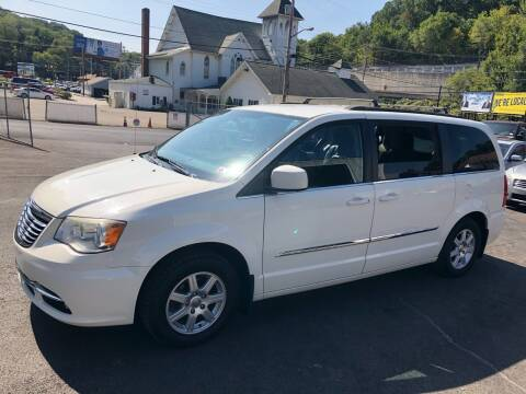 2012 Chrysler Town and Country for sale at Fellini Auto Sales & Service LLC in Pittsburgh PA