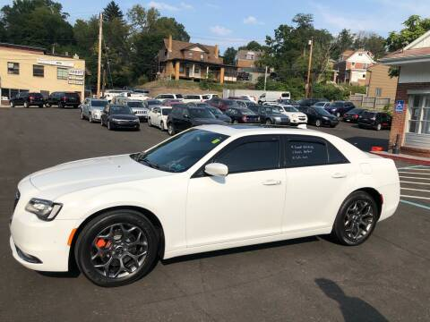2016 Chrysler 300 for sale at Fellini Auto Sales & Service LLC in Pittsburgh PA