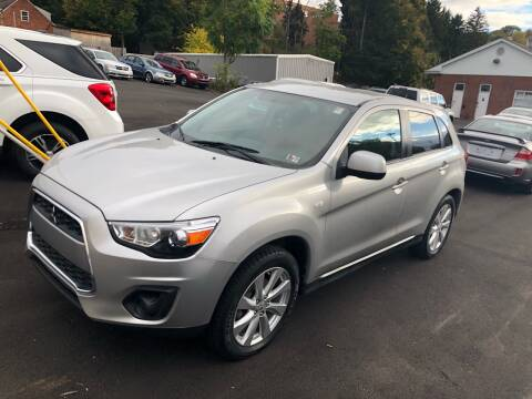 2013 Mitsubishi Outlander Sport for sale at Fellini Auto Sales & Service LLC in Pittsburgh PA