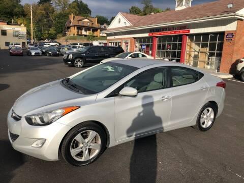 2012 Hyundai Elantra for sale at Fellini Auto Sales & Service LLC in Pittsburgh PA