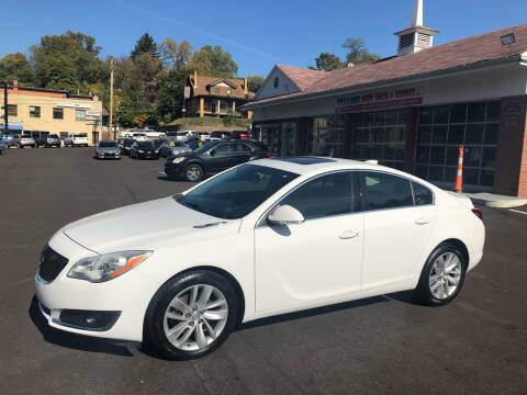 2015 Buick Regal for sale at Fellini Auto Sales & Service LLC in Pittsburgh PA