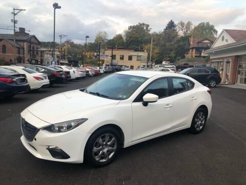 2014 Mazda MAZDA3 for sale at Fellini Auto Sales & Service LLC in Pittsburgh PA