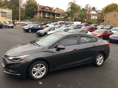 2017 Chevrolet Cruze for sale at Fellini Auto Sales & Service LLC in Pittsburgh PA