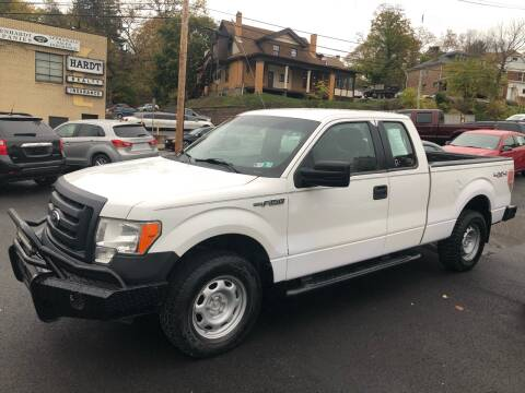 2012 Ford F-150 for sale at Fellini Auto Sales & Service LLC in Pittsburgh PA