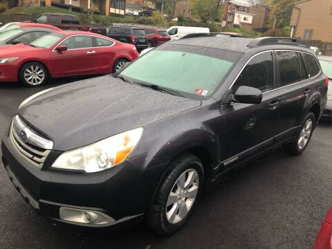 2012 Subaru Outback for sale at Fellini Auto Sales & Service LLC in Pittsburgh PA