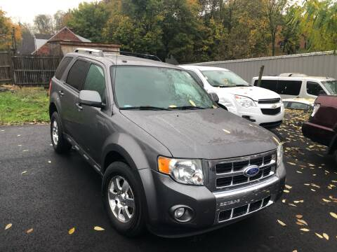 2011 Ford Escape for sale at Fellini Auto Sales & Service LLC in Pittsburgh PA