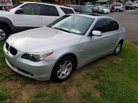 2004 BMW 5 Series for sale in Cumming, GA