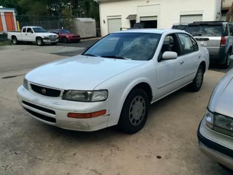 1996 Nissan Maxima for sale in Cumming, GA