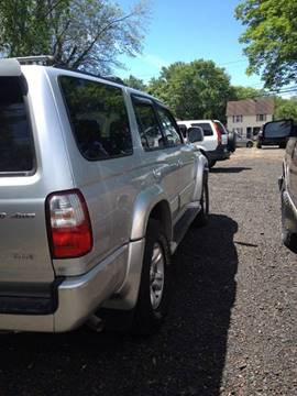 2001 Toyota 4Runner for sale in Portland, CT