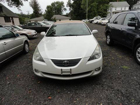 2006 Toyota Camry Solara for sale in Portland CT
