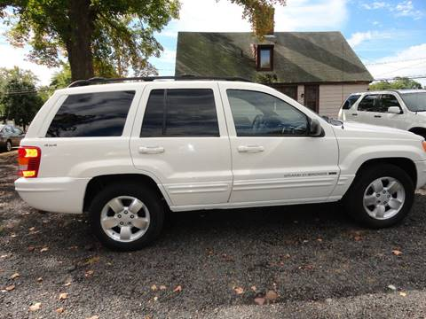 2001 Jeep Grand Cherokee for sale in Portland, CT