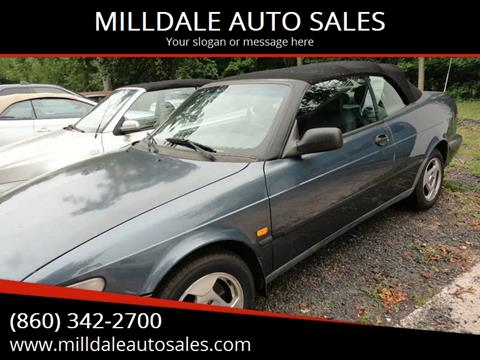 1999 Saab 9-3 for sale in Portland, CT