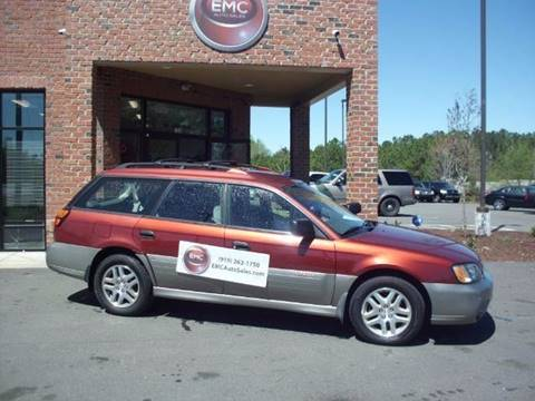 2003 Subaru Outback for sale in Wake Forest, NC