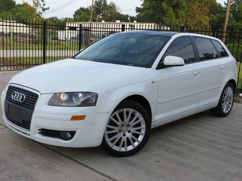 2007 Audi A3 for sale in Spring, TX