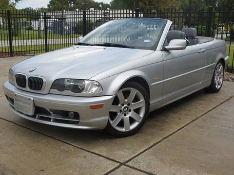 2002 BMW 3 Series for sale in Spring, TX