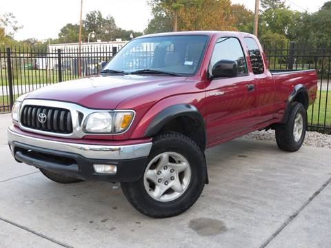 2003 Toyota Tacoma for sale in Spring, TX