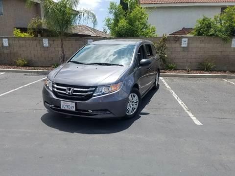 2014 Honda Odyssey for sale in Orange, CA