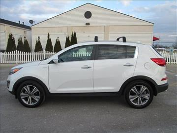 2014 Kia Sportage for sale in Westerville, OH