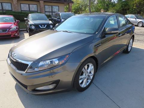 2013 Kia Optima for sale in Woodstock, IL