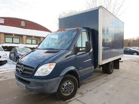 2011 Mercedes-Benz Sprinter Cab Chassis for sale in Woodstock, IL
