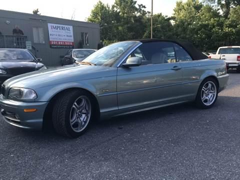 2002 BMW 3 Series for sale in Hyattsville, MD