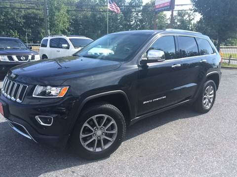2014 Jeep Grand Cherokee for sale in Hyattsville, MD