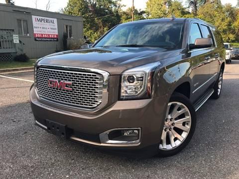 2016 GMC Yukon XL for sale in Hyattsville, MD