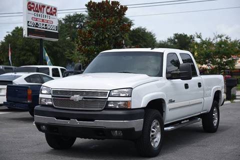 2006 Chevrolet Silverado 2500HD for sale in Orlando, FL