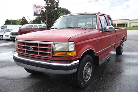 1993 Ford F-250 for sale in Orlando, FL