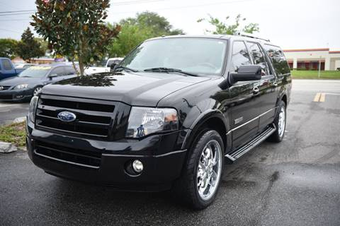2007 Ford Expedition EL for sale in Orlando, FL
