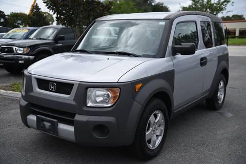 2003 Honda Element for sale in Orlando, FL