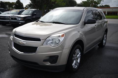 2011 Chevrolet Equinox for sale in Orlando, FL