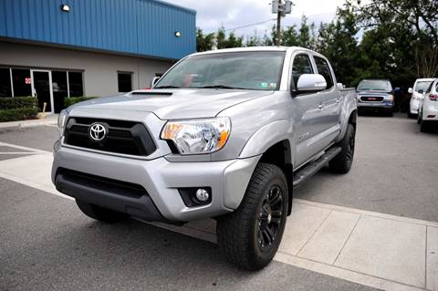 2014 Toyota Tacoma For Sale >> 2014 Toyota Tacoma For Sale In Winter Haven Fl Carsforsale Com