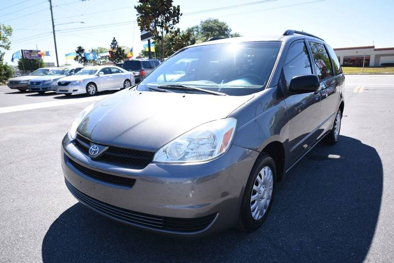 2004 Toyota Sienna For Sale At Grant Car Concepts In Orlando FL