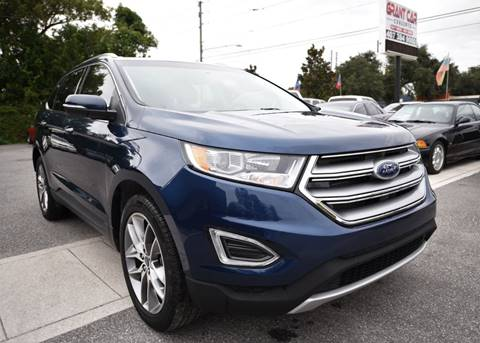 2017 Ford Edge for sale in Orlando, FL