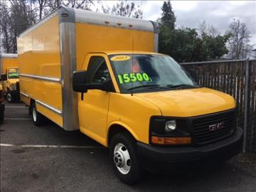 2013 GMC Savana Cutaway for sale in Fremont, CA