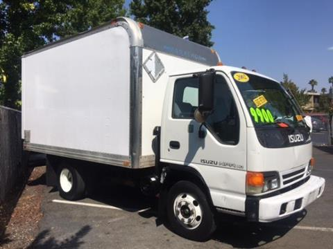 2002 Isuzu NPR HD for sale in Fremont CA