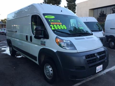 2017 RAM ProMaster Cargo for sale in Fremont, CA