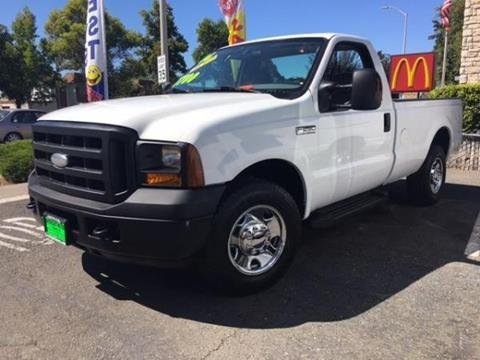 2006 Ford F-250 Super Duty for sale in Fremont, CA
