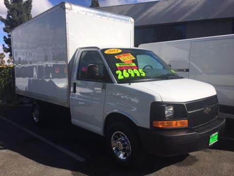 2014 Chevrolet Express Cutaway for sale in Fremont CA