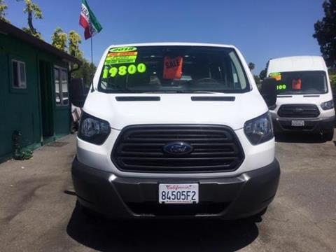 2018 Ford Transit Cargo for sale in Fremont, CA