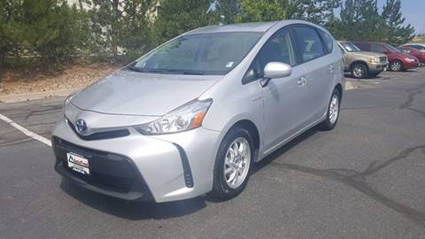 2015 Toyota Prius v for sale in Littleton, CO