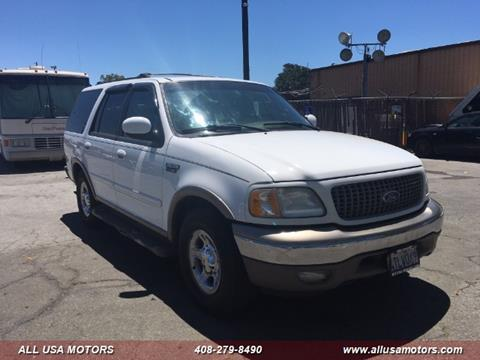 Ford Expedition For Sale In San Jose Ca