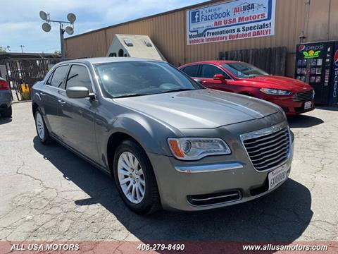 2012 Chrysler 300 for sale in San Jose, CA