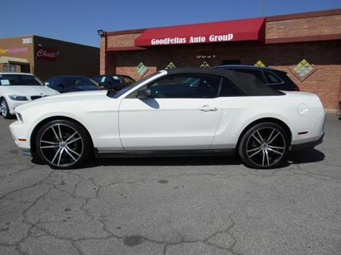 2012 Ford Mustang for sale in Las Vegas NV