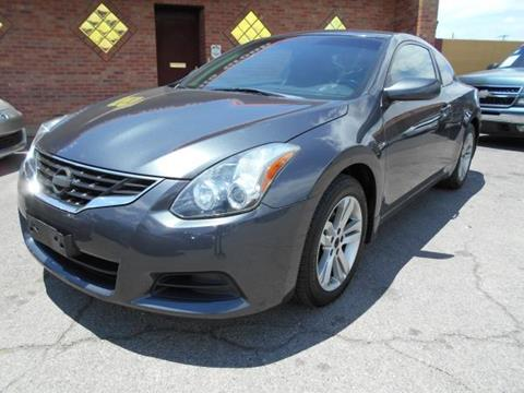 2013 Nissan Altima for sale in Las Vegas NV