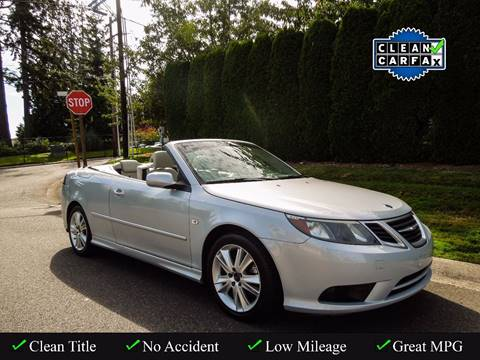 2008 Saab 9-3 for sale in Edmonds, WA