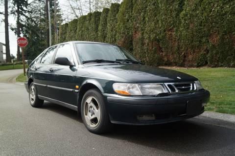 1999 Saab 9-3 for sale in Edmonds, WA