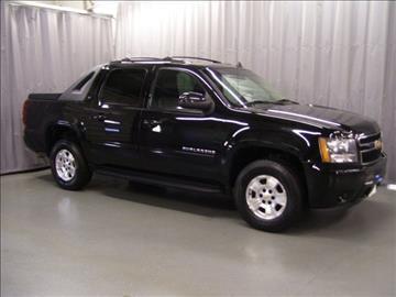 2012 Chevrolet Avalanche for sale in Nashotah, WI